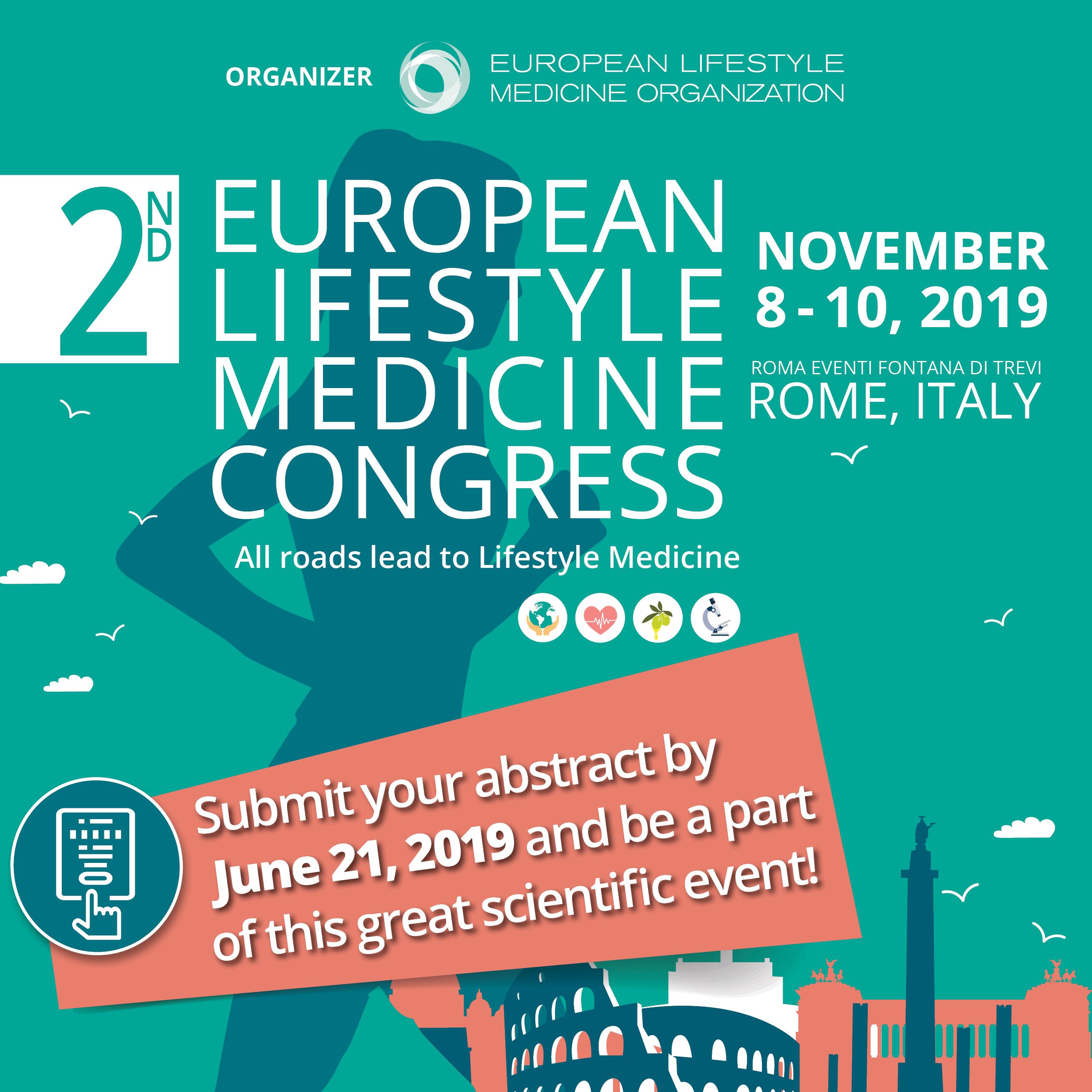 2ο Πανευρωπαϊκό Συνέδριο Lifestyle Medicine