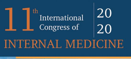 11th International Congress of Internal Medicine (5-7 July 2020)