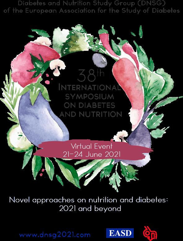 DNSG 2021 - 38ο Διεθνές Συμπόσιο για τον Διαβήτη και τη Διατροφή», 21-24/06/2021 (web event)