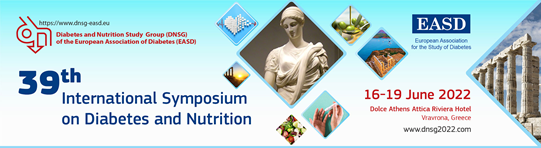 39th International Symposium on Diabetes and Nutrition (16-19 JUNE 2022, Athens)
